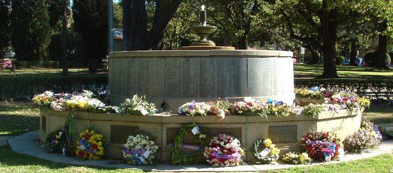Armidale War Memorial