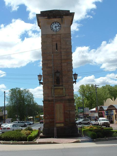 Coonabarabran War Memorial