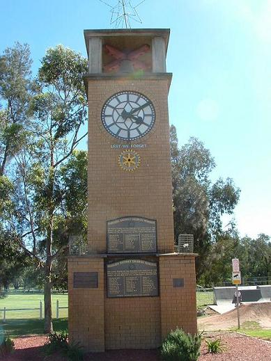 Narrabri War Memorial