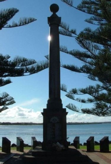 Port Macquarie War Memorial