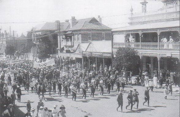 Kurragongs 1916