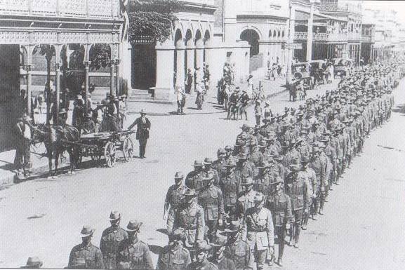 33rd Battalion AIF