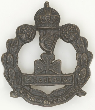 N.S.W. Irish Rifles