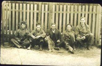 2 Platoon A Company 35th Battalion AIF