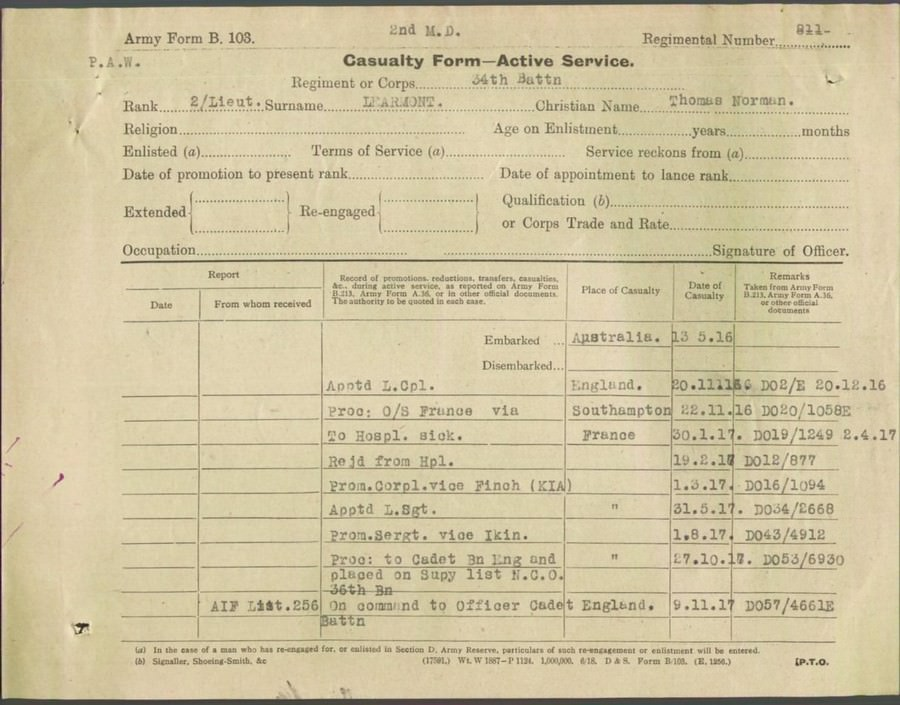 43rd Merriwa Infantry Regiment The Harrower Collection