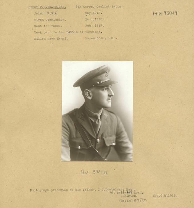 Phillip Charles Gratwicke