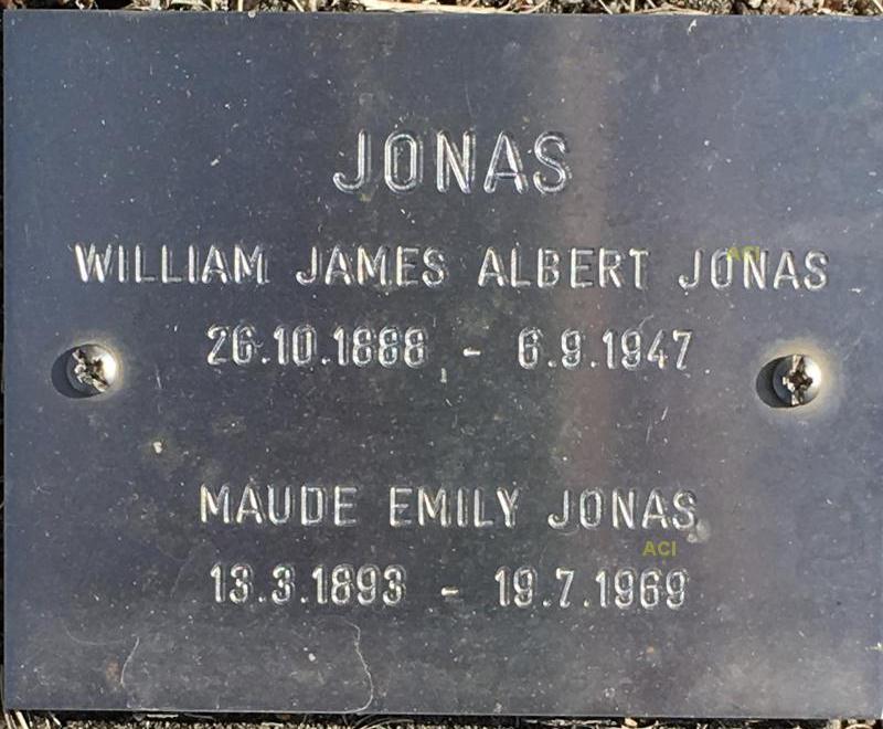Temporary Corporal: 2101 William James Albert JONAS  (Aboriginal